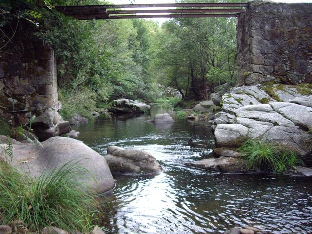 Zona de baño Arroyoriquejo