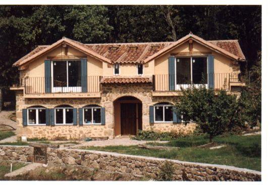 Secadero de pimientos rehabilitado en apartamentos de turismo rural